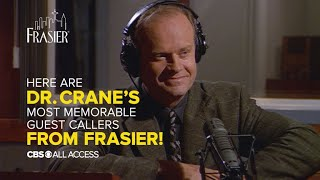 Listen To These Memorable Celebrity Guest Callers From Frasier