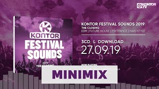 Kontor Festival Sound 2019 - The Closing (Official Minimix HD)