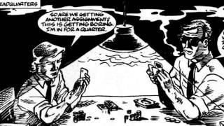 Ко-микс: Люди в Черном - Marvel