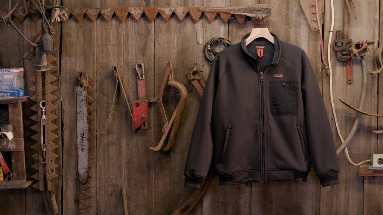 Patagonia Men s Tin Shed Jacket - YouTube 4338ca3af6c