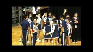 世界NO1チア演技 「日本代表圧巻のパフォーマンス。」 thumbnail