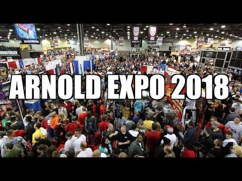 Arnold Fitness Expo 2018- Columbus, Ohio | Colossus Fitness