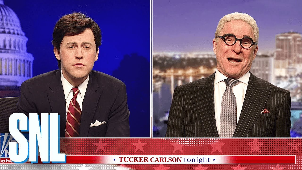 Steve Martin mocks Roger Stone in SNL cold open: 'Pardon me!'