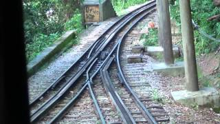 MUST SEE! Three rail switch moving at Corcovado siding