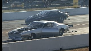 BIRDMAN -vs- The MISTRESS  - Tulsa Raceway Park