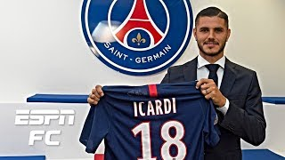Does Mauro Icardi make PSG a Champions League contender? | Transfer Talk