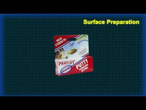 Pratley Standard Putty Instructions