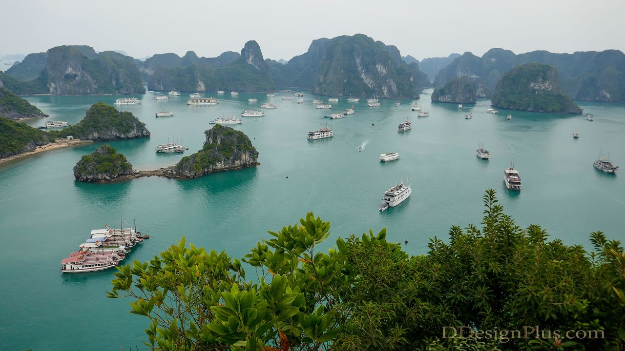 Ha Long Bay - Vietnam - YouTube