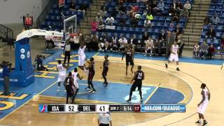 5'10 Pierre Jackson and 5'6 Aquille Carr trade highlight-reel plays
