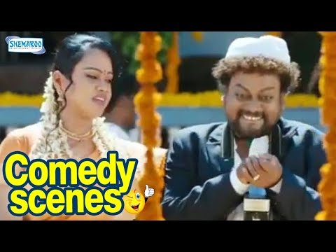Sadhu Kokila Comedy Scene Googly Kannada New Movie HD Yash