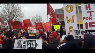 Republicans try to shut down Minimum Wage increases in Iowa