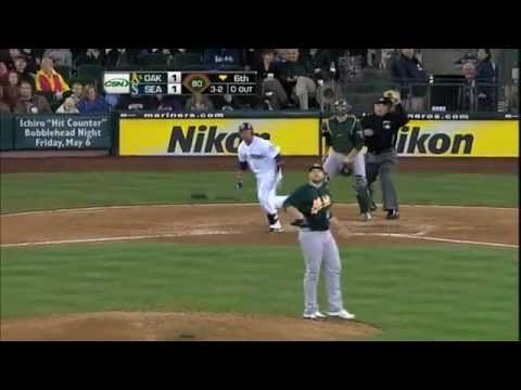 MLB  Top Plays in April 2011