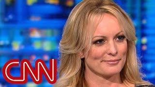 Stormy Daniels recaps airport run-in with Michael Cohen