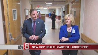 Biggest obstacle to GOP Health Care Bill may be within the Republican party