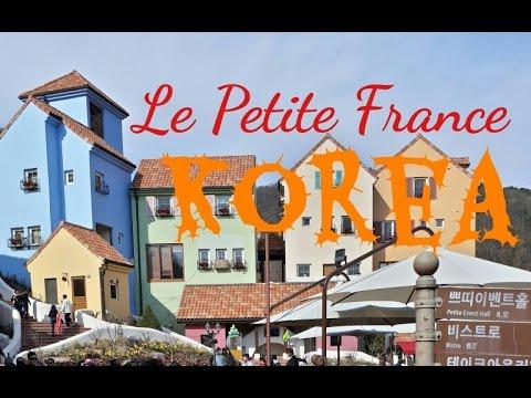Le Petite France - South Korea Travelling