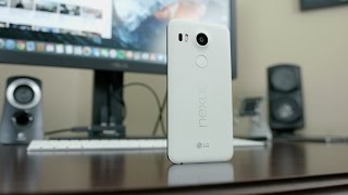 Nexus 5X Review: Not quite up to snuff
