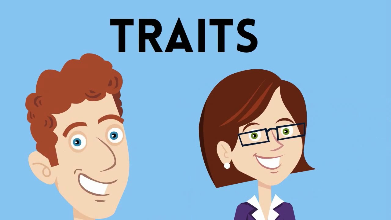 medium resolution of What is a trait?-Genetics and Inherited Traits - YouTube