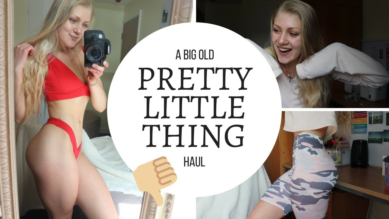 9495aa39f59 PRETTY LITTLE THING HAUL- WHY IS IT SO SH!T?? by FITTOLIFT