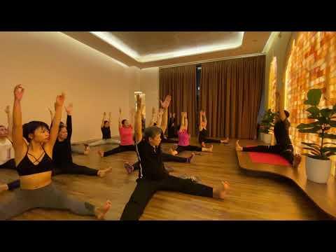 50 Minutes Hot Weight lose yoga / slim body yoga / Master Ajay / Jai Yoga Academy