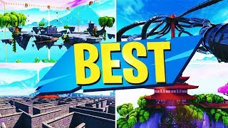 FORTNITE BEST CREATIVE MAPS | 10K Subscriber Special | Fortnite Creative Map CODES