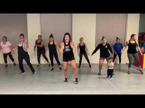 Que Calor By Major Lazer Ft J Balvin, El Alfa, Diplo     Cardio Dance Party With Berns