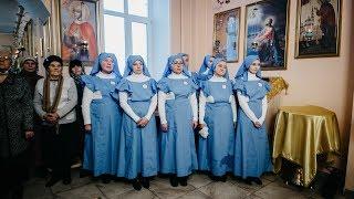 Старший корпус сестер милосердия начал свое обучение