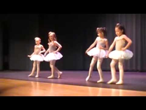 "Ballet Number ""Castle On A Cloud"" Broadway Bound 2010"