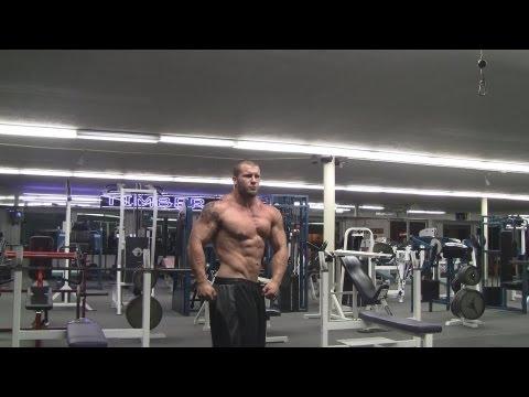 Raw Power Bodybuilding Vlog #3: Boulder Shoulders, Post Workout