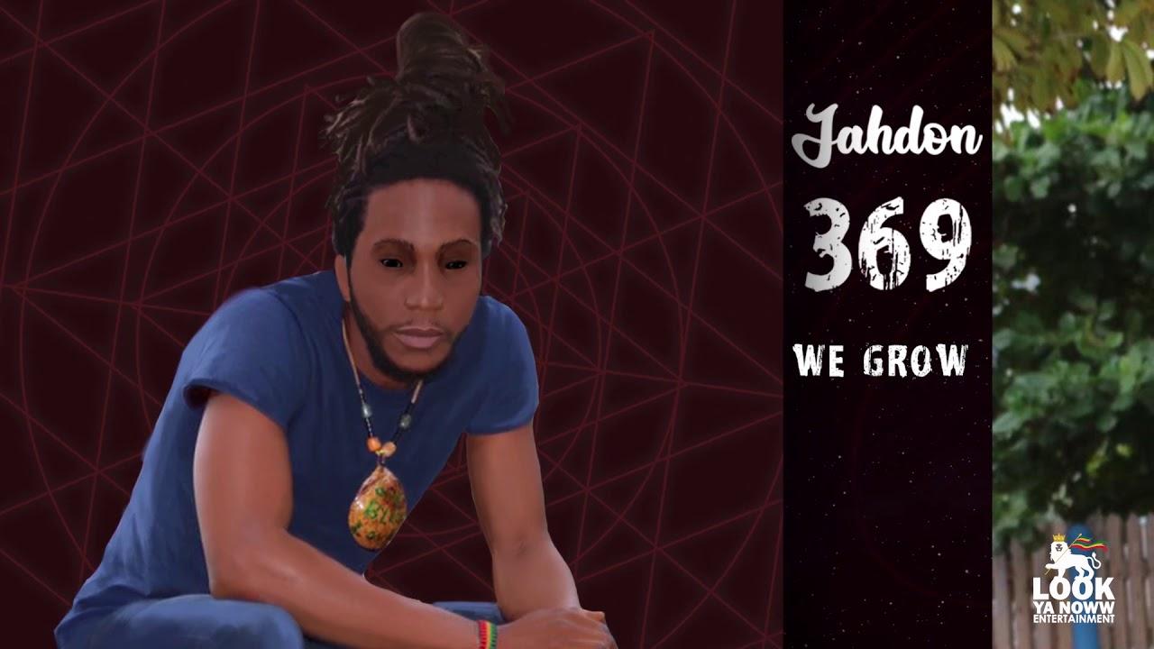 Jahdon - We Grow (Official Audio)    369
