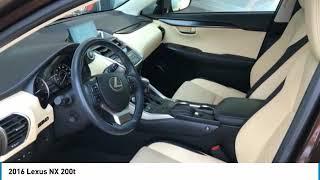 2016 Lexus NX 2016 Lexus NX 200t FOR SALE in Mesa, AZ P9403