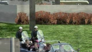 JFK Reloaded - Side by Side with the Zapruder Film