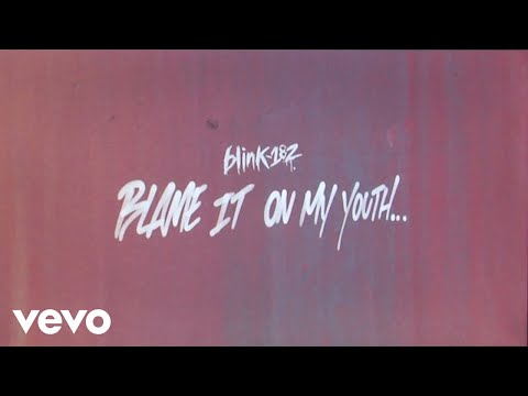 """Blink-182 - """"Blame It On My Youth"""" Video"""
