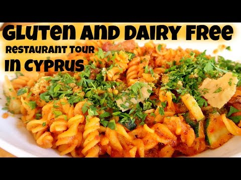 Gluten and Dairy Free In Cyprus - Travel Vlog #2