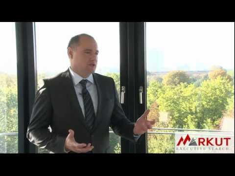 Headhunter / Executive Search Consultant Norbert Markut | Markut Executive Search
