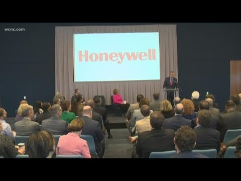 Honeywell moving headquarters to Charlotte