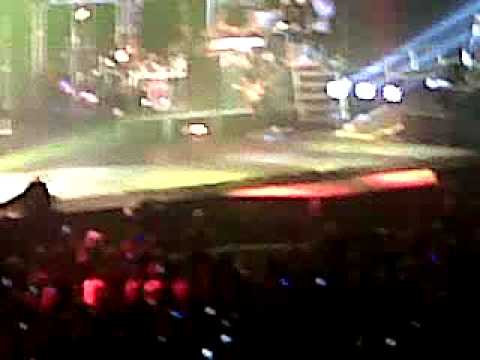 justin bieber and jaden smith never say never metro radio arena newcastle 12th march 2011