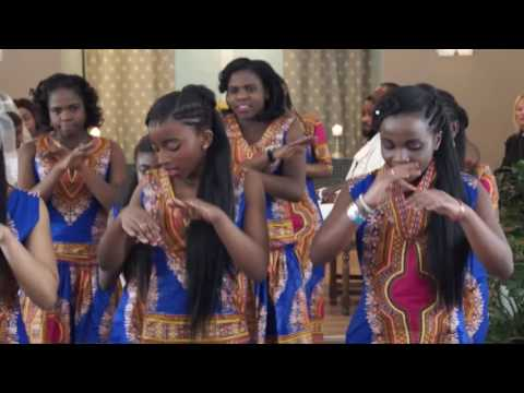 CHANTAL+PATIENT, congolese wedding 2016 Part 1 - 1
