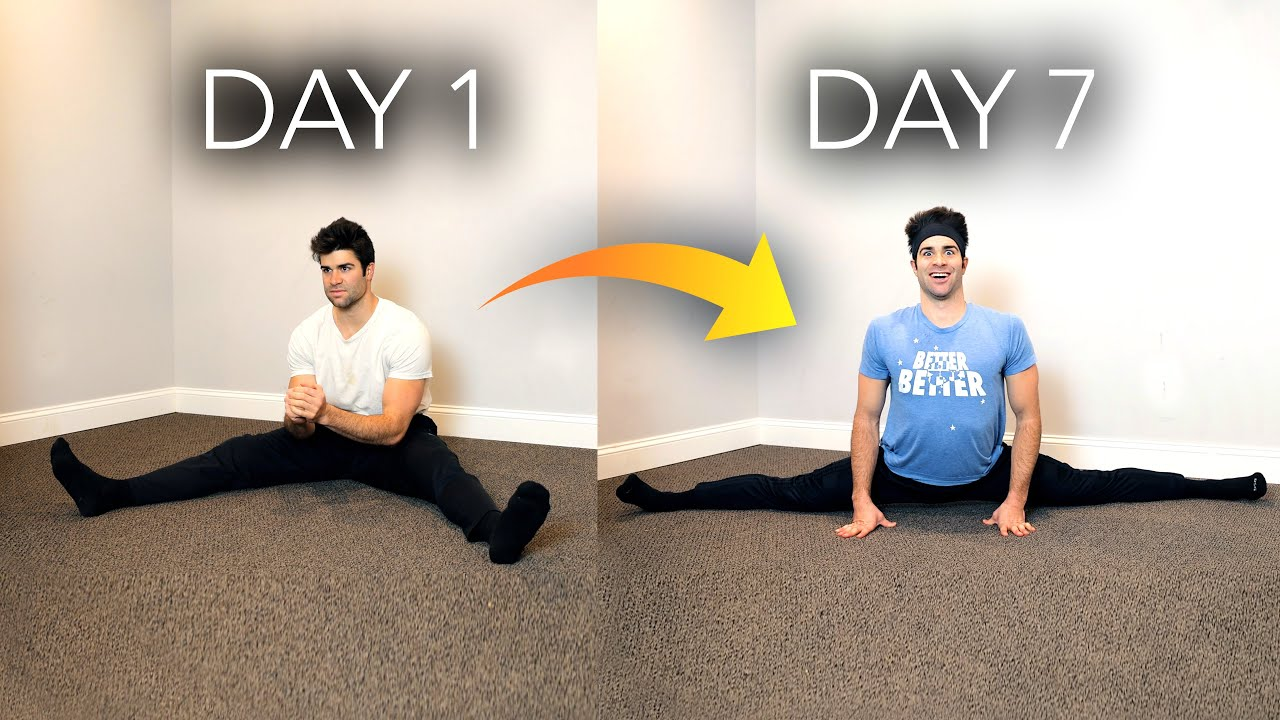 Download How I Achieved Full Splits In Only 1 Week - Fast Flexibility ASAP (Full Routine)