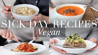 Download Mp3 Sick Day Recipes  Vegan/plant-based  | Jessbeautician