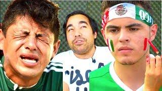 Mexicanos ARRESTADOS en MUNDIAL