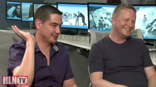 OBLIVION interviews: VFX supervisors Eric Barba en Bjoern Mayer