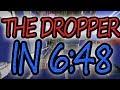 Minecraft: The Dropper in 6:48 (All 17 L