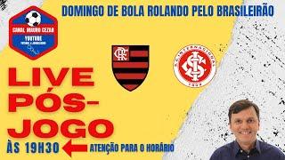 Flamengo a uma vitória do 8º título. Vasco