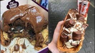 Удивительный Шоколадный Торт Украшения Учебник 25 Торт Стиль 2018 Как Сделать Белый C Part 66