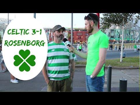 Celtic 3-1 Rosenborg | Full-time Reaction