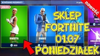 FORTNITE 01.07 STORE-NEW SKIN rocket, Leviathan, robber, Night Rush, full goose life