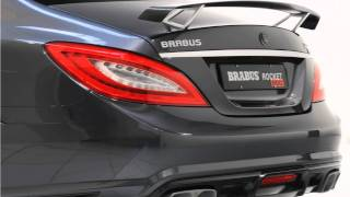 Brabus Rocket 800 2012 Videos