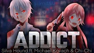 Nightcore SV - Addict (Silva Hound ft. Michael Kovach & Chi-Chi) [Lyrics // Switching Vocals] YouTube Videos