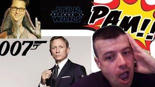 Declaraciones JJ ABRAMS y 007.