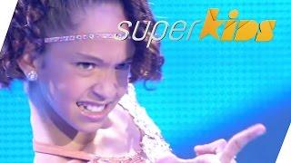 Contemporary Dance: Daniela in Superkids Finals | Superkids